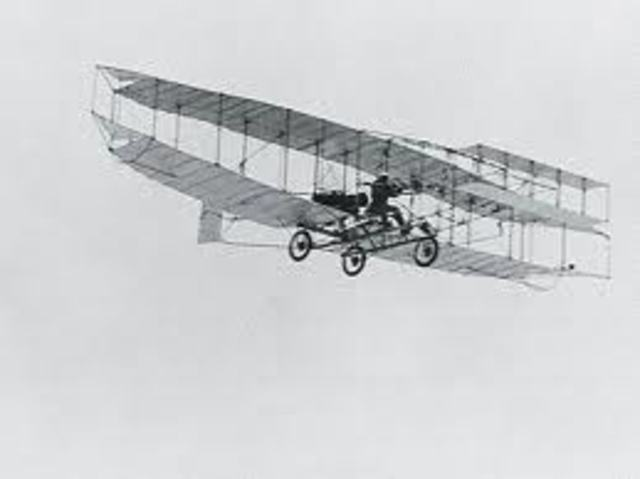 First airplane