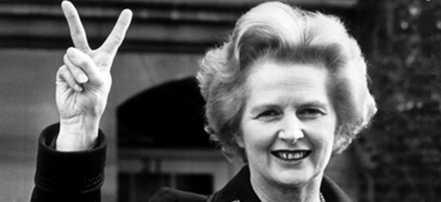 """Rapport sous le gouvernement Thatcher """"Making a business of Information:a survey of new opportunities"""""""