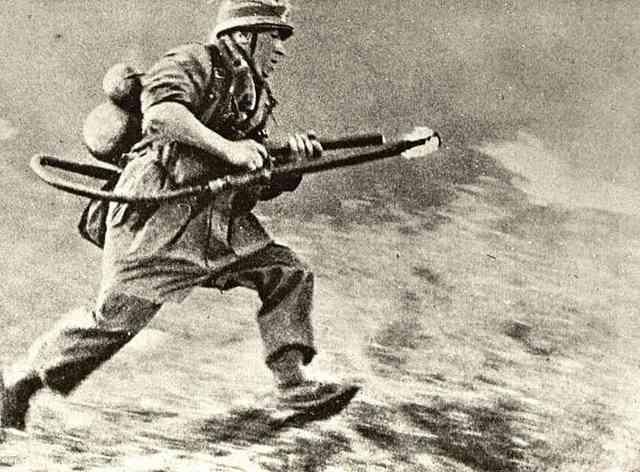Allies inercept German invasion