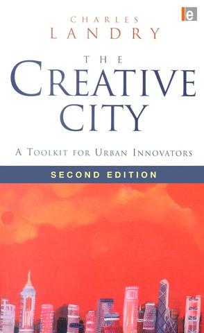 Charles Landry et le concept de ville créative