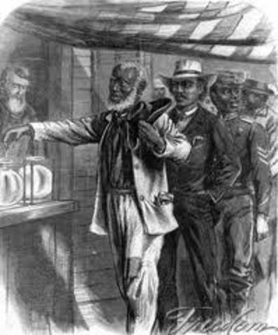 Civil Right's Act (1866) Enacted