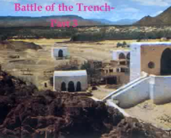 Battle of the Trench