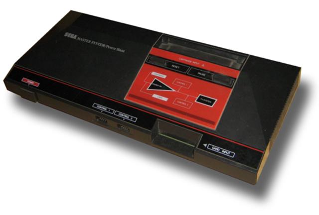 1986 Sega Master System