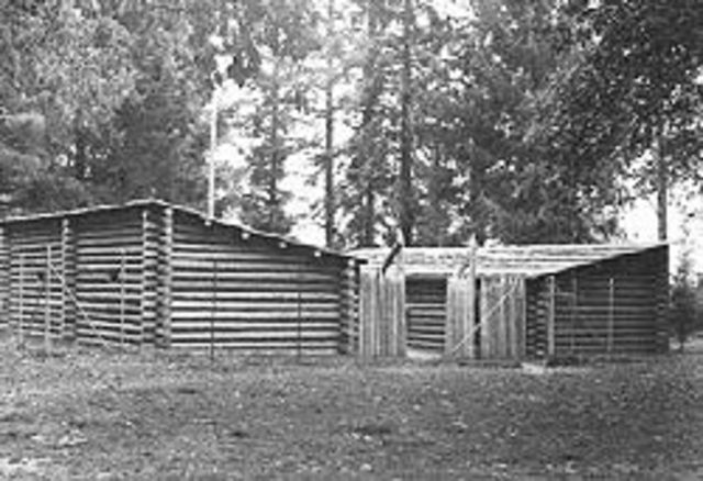Fort Clatsop and the weather