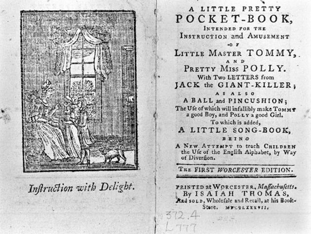 """A Pretty Little Pocket-Book"""