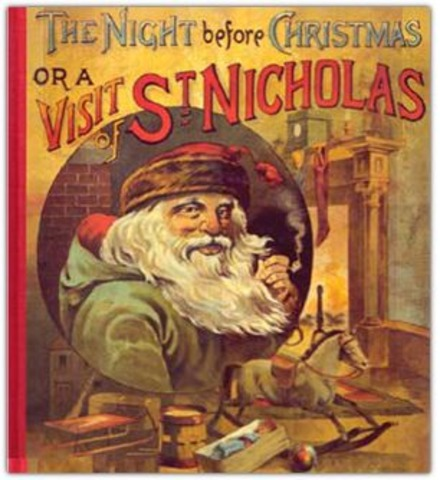 """""""A Visit from St. Nicholas"""""""