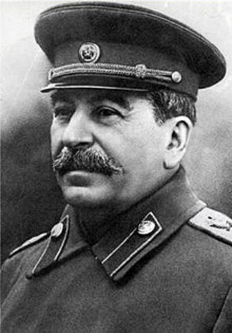 Joseph Stalin Seizes Power (COMMUNIST INFLUENCE)