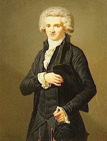 Robespierre Reign Ends