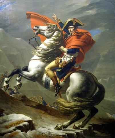 Leadership of Napoleon established
