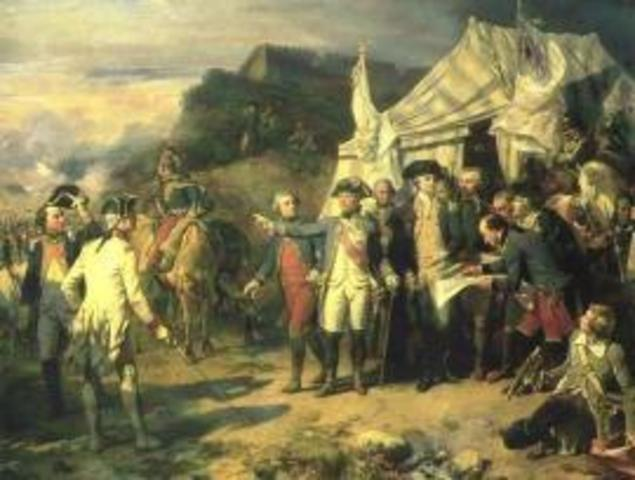 The very start of the French and Indian war?