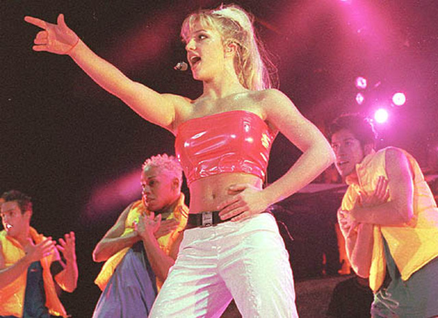 …Baby One More Time Tour