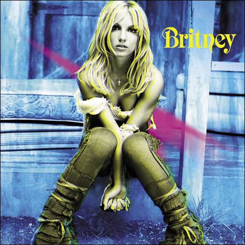 """Вышел третий альбом """"Britney"""""""