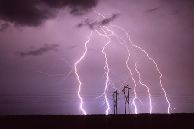 The Man Struck by Lightning