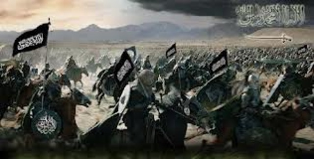 Omar (the second caliph) Conquers Syria