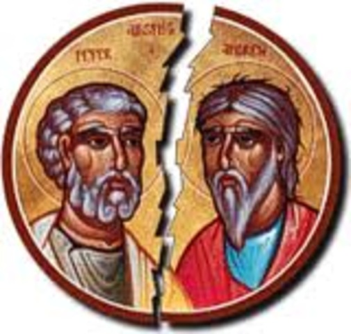 The Great Schism
