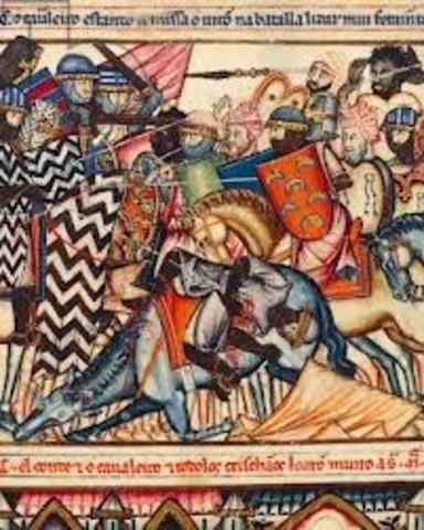 Christians Re-conquer Spain