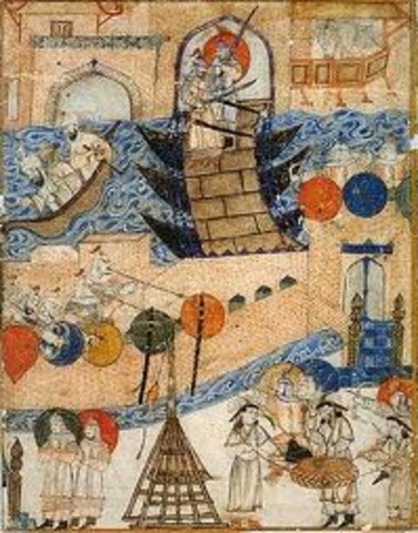 Mongols Sack Baghdad