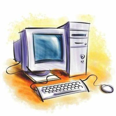 generacion de los computadores timeline