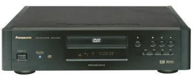 first dvd player