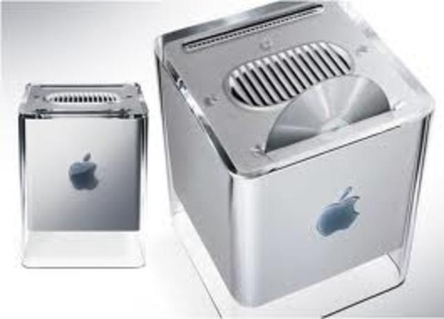 Power mac cube