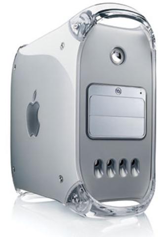 Power Macintosh G4 (Mirrored Drive Doors)