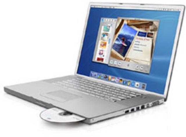 """PowerBook G4 (17"""" 1.33 GHz)"""