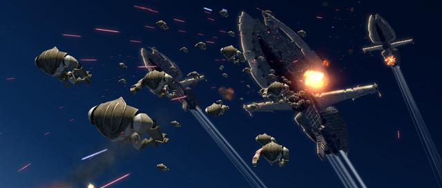Sky Battle of Quell