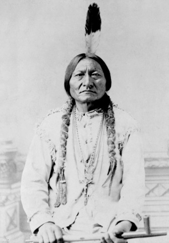 Troubles with the Teton Sioux