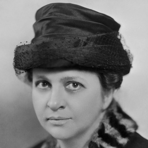 Frances Perkins in Office