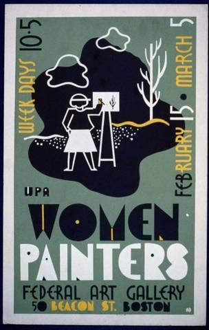 Women Get Jobs in the WPA