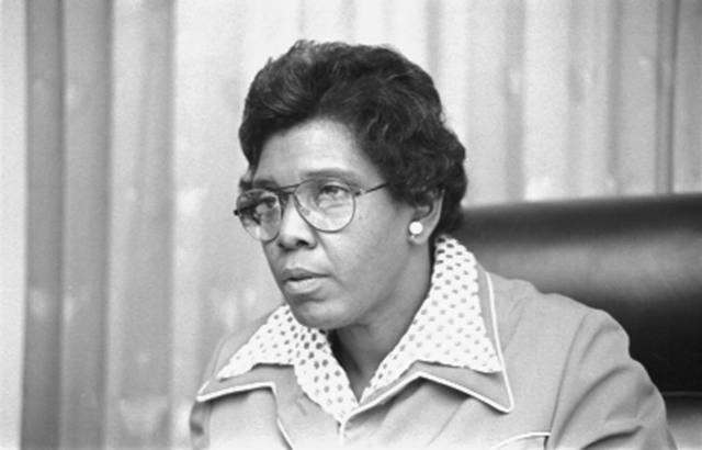 Barbara Jordan was born.