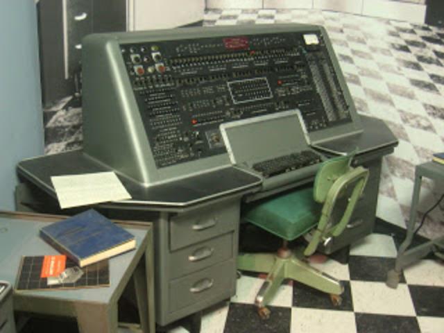 La IBM UNIVAC