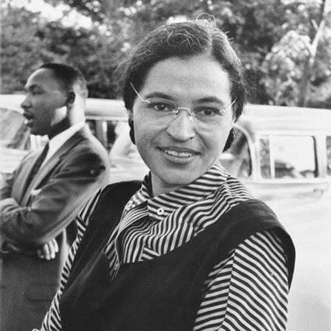 Rosa Parks was born.