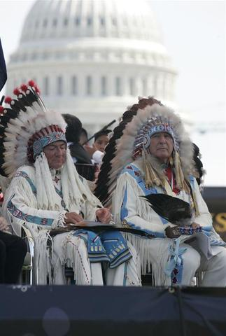 Creation of National Congress of American Indians