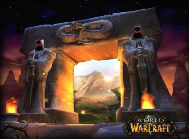 World of Warcraft - Quest Centric MMO