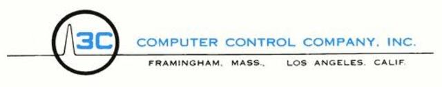 Computer Control Company