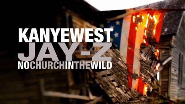 Kanye West - No Church In The Wild