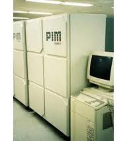 Maquinas PIM