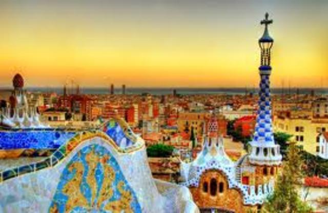 Barcelona annexiona les poblacions del costat