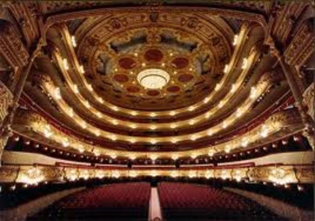 S'inaugura el nou teatre del Liceu
