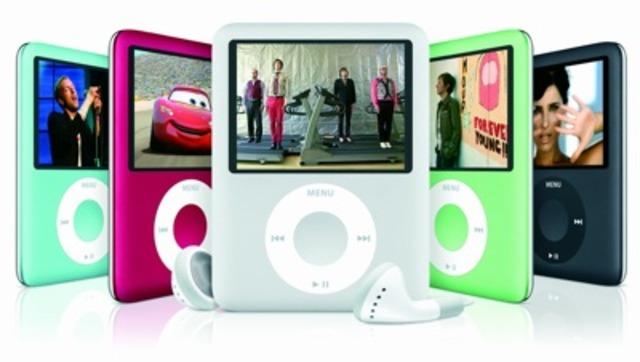 iPod nano (3rd Generation)