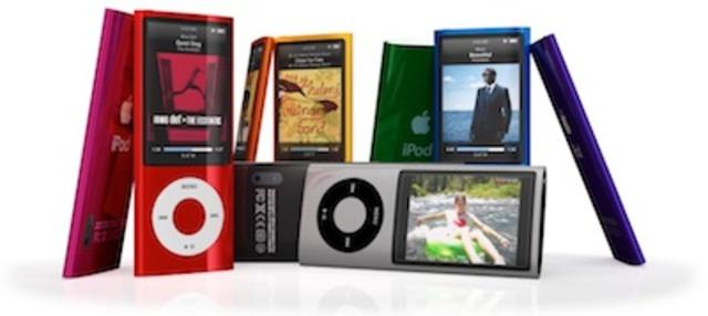 iPod nano (5th Generation)