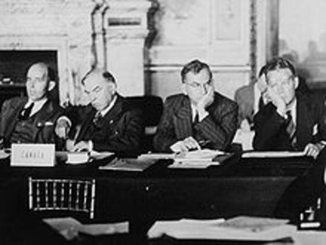 Paris Peace Treaties 1947