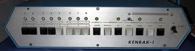 primer computadora personal