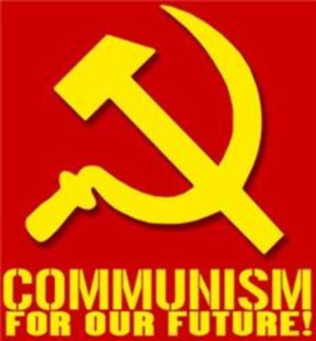 """Policy of """"war communism"""" enunciated"""
