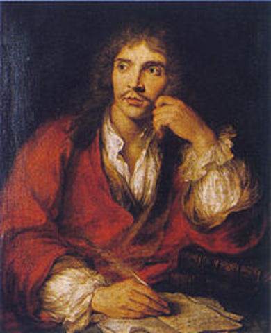 Colaboration with Molière
