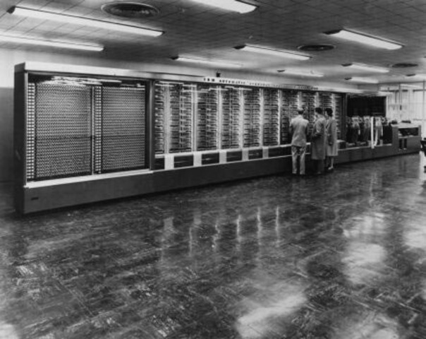 Harvard Mark I/the IBM Automatic Sequence Controlled Calculator
