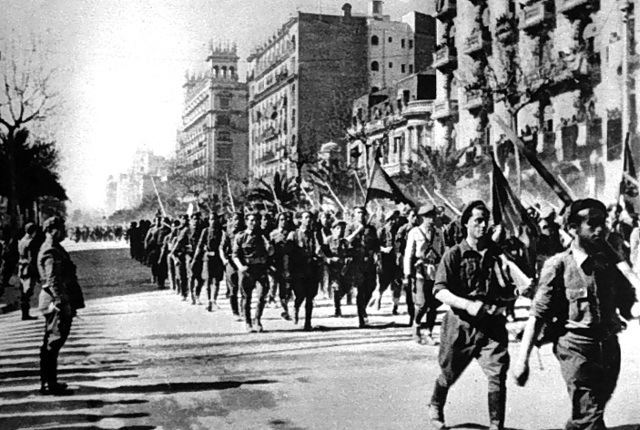 Spanish Civil war ends
