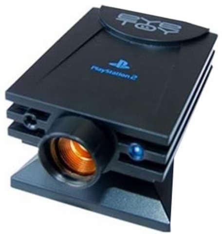 Eye Toy - Webcam Motion Control