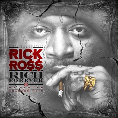 """Rick Ross- """"Holy Ghost"""""""